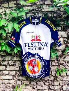 Festina BikeJersey Bike Cycle Cycling Cyclist Koers Tour Flanders Flandrien  Vermarc Q8 Skoda Cyclewear 2011 5495d6bb2