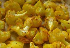Pečený karfiol - bibi.sk Cauliflower, Ale, Vegetables, Food, Cauliflowers, Ale Beer, Essen, Vegetable Recipes, Meals