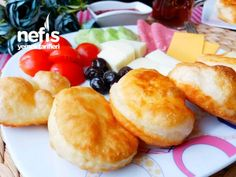Kahvaltılık 15 Dk Da Mayasız Puf Puf Pişi