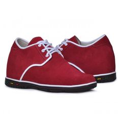 Look for best Red men increase height casual shoes get tall 7cm / 2.75inches with the SKU: MENJGL_1206_3 at Tooutshoes online store