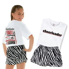 One Day Fashion Campwear Pax by Cheerleading Company