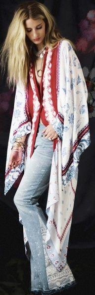 boho fashion for women over 40 | BOHO Chic for Boomer Women Over 40, 50, 60