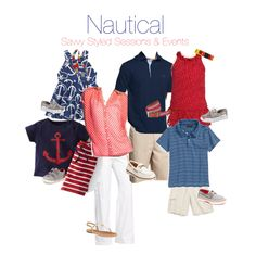 Savvy Styled Sessions & Events: Nautical, summer, All American Style Inspiration Family Pictures What To Wear, Summer Family Pictures, Family Pics, Beach Pictures, Family Portrait Outfits, Family Picture Outfits, Family Portraits, Nautical Outfits, Nautical Theme