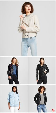 Shop Target for moto jackets you will love at great low prices. Free shipping on orders of $35+ or free same-day pick-up in store.