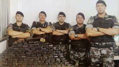 POLICIAMENTO METROPOLITANO - BM - RS: PREJUÍZO AO TRAFICO DE DROGAS EM CANOAS/RS