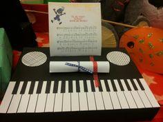 Keyboard suprise