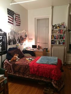 Fuck Yeah, Cool Dorm Rooms — Hollins University, West Dorm