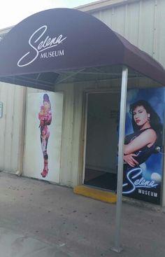 selena Museum in Corpus Christi, TX.