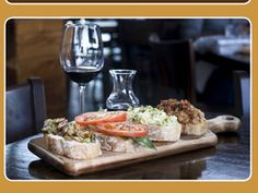 Postino Wine Cafe: Enjoy Fabulous Bruschetta and Wine Picks from vinyards around the world! Scottsdale Restaurants, Phoenix Restaurants, Looks Yummy, Food For Thought, Love Food, Prosciutto, Cravings, Brie, Yummy Food