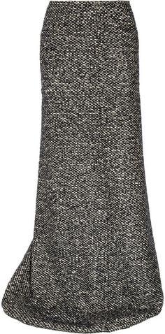 JIL SANDER Tweed Skirt