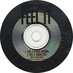 """For Sale - Neneh Cherry Feel It UK Promo  CD single (CD5 / 5"""") - See this and 250,000 other rare & vintage vinyl records, singles, LPs & CDs at http://eil.com"""
