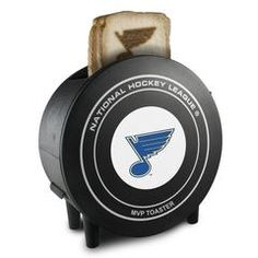 Celebrate your Ottawa Senators fandom with this Puck ProToast MVP toaster! Show everyone that your fandom is unquestionable and real with this one-of-a-kind Ottawa Senators toaster. This cool touch toaster can toast up to two slices and features an u Florida Panthers, Carolina Hurricanes, New York Islanders, Minnesota Wild, Anaheim Ducks, Hockey Puck, Edmonton Oilers, Vancouver Canucks, New York Rangers