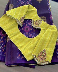 Blouse Designs High Neck, Cutwork Blouse Designs, Best Blouse Designs, Pattu Saree Blouse Designs, Hand Work Blouse Design, Simple Blouse Designs, Stylish Blouse Design, Bridal Blouse Designs, Blouse Designs Catalogue