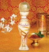 An exotic blend of lavish Moroccan jasmine, neroli blossoms, spicy cardamom, wild fig and crushed mint!