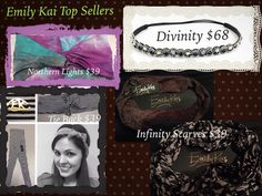 I love these Emily Kai items the most!!