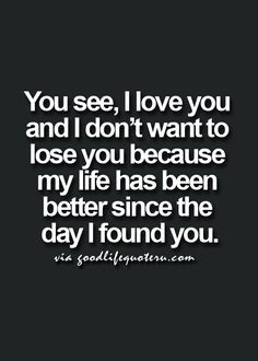 Quotes about strength & love: QUOTATION – Image : Quotes Of the day – Description Maybe the person you compare everyone to isn't your first love, but your true love. Your soul mate. Sharing is Power – Don't forget to share this quote ! Cute Love Quotes, Love Quotes For Him, New Quotes, Funny Quotes, Inspirational Quotes, Scared Love Quotes, Good Men Quotes, Dont Leave Me Quotes, Endless Love Quotes