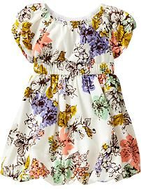 Baby Girl Clothes: Dresses | Old Navy_ I <3 this!