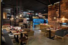 4ED, 4ED inspira, arquitetura, interiores, restaurante, Food e Forest Restaurant, YOD Design Lab