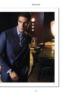 Krieit Associates | Bespoke Interiors Men's Suits, Mens Fashion Suits, Stylish Men, Men's Clothing, Bespoke, Gentleman, Hot Guys, Art Deco, Scene