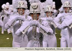 Phantom Regiment Drum and Bugle Corps 2010 DCI World Championships Photo