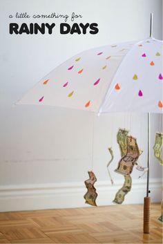 Rainy Day Fund | 25+ Creative Ways to Give Money