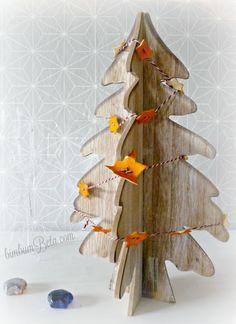 Bim Bum Beta: Aspettando NataleStelline d'arancia per un festone profumato{Tutorial*Avvento*Natale}