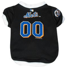051d0ad4a New York Mets Dog Jersey