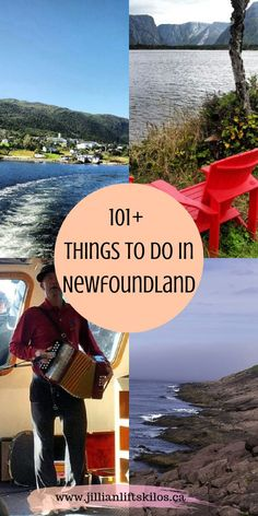Check out this awesome lift of things to do when you visit Newfoundland! Visit Gros Morne and See the Fjords! Boat tours with puffins, hikes with moose! Canada Travel, Travel Usa, Vacation Travel, Solo Travel, Vacations, East Coast Canada, Gros Morne, Stuff To Do, Things To Do