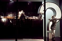 Window Shopping | Shop Styles Inspired By Harvey Nichols Window | WindowsWear.com