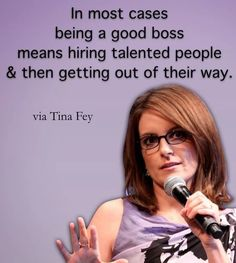 Quotes – Hard Work & Success : QUOTATION – Image : Quotes Of the day – Description In most cases being a good boss means hiring talented people and then getting out of their way. Sharing is Power – Don't forget to share this quote ! Strengths Based Leadership, Leadership Words, Leadership Workshop, Leadership Activities, Leadership Development, Leadership Quotes, Leader Quotes, Educational Leadership, Educational Technology