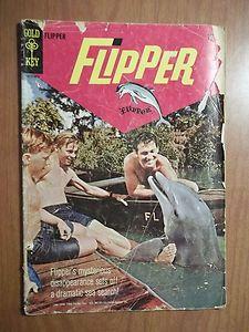 Gold Key Comics - Flipper - #2 - 1966