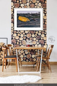 An old little wooden fishing yellow boat. Beautiful aesthetic photography for your decor. You can feel the breeze of the beaches, the ocean. Living Room Decor, Bedroom Decor, Wall Decor, Dining Room, Decor Room, Luxury Home Accessories, Ideas Cafe, Fine Art Photography, Ocean Photography