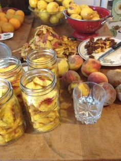 Preserving Peaches (Without Sugar) - Real Food Outlaws
