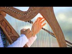 Harp Music Tibetan - Celestial Relaxing 432 hz Strings Solo Playlist for...