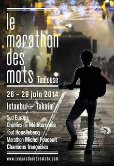 Le Marathon des Mots, Toulouse (31000), Midi-Pyrénées
