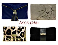 Supercute!!! ASOS Clutches