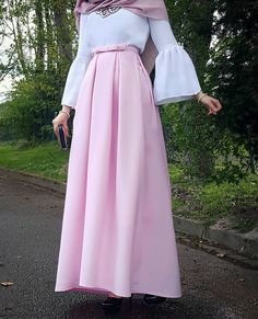 Likes, 35 Comments - Fat Modest Wear, Modest Outfits, Modest Fashion, Hijab Fashion, Fashion Outfits, Hijab Style Dress, Hijab Chic, Hijab Outfit, Muslim Women Fashion