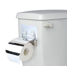 Side-of-Tank Neat Toilet Paper Holder - Non-permanent Sti... https://smile.amazon.com/dp/B01DJXWS86/ref=cm_sw_r_pi_dp_x_WcT.xbJBRD7K2
