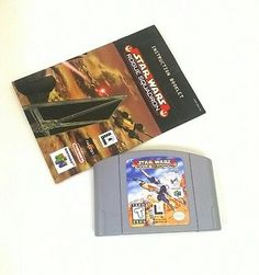 Star-Wars-Rogue-Squadron-Nintendo-64-1998-Nintendo-64-Game-Cartridge