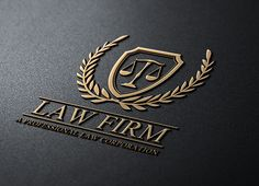 Law Firm by Super Pig Shop on @creativemarket