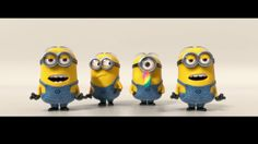 Minion's Banana Song