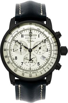 Zeppelin Watch 100 Years Zeppelin #alarm-yes #best-seller-yes #bezel-fixed #bracelet-strap-leather #brand-zeppelin #case-depth-11mm #case-material-black-pvd #case-width-42mm #chronograph-yes #classic #date-yes #delivery-timescale-call-us #dial-colour-white #gender-mens #movement-quartz-battery #official-stockist-for-zeppelin-watches #packaging-zeppelin-watch-packaging #style-sports #subcat-100-years-zeppelin #supplier-model-no-7680-3 #warranty-zeppelin-official-2-year-guarantee…