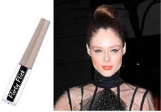 ...Coco Rocha rocking feline eyes like no other! Get the look with Flirty Flick (£5) and plenty of attitude