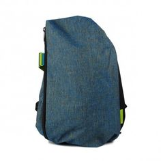isar backpack coral M (petrol blue)