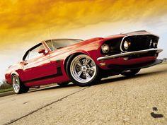 1969 Mustang Boss 302