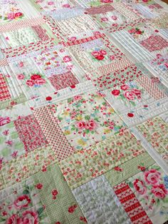 Quilt-As-You-Go Quilt Along! - Quilting In The Rain