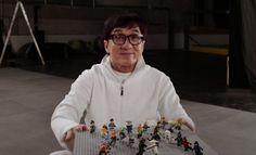 Jackie Chan kreslené sex videá