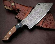 Grab Quality items for you AND for your Love One by SharpAXECrafts Chopper, Handmade Chef Knife, Handmade Knives, Damascus Knife, Damascus Steel, Triumph Motorcycles, Scooters, Mopar, Cleaver Knife