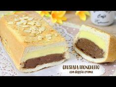 YouTube Plum Cake, Dessert Recipes, Desserts, Cheesecake, Pudding, Yummy Food, Sweets, Biscotti, Tarts