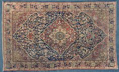 Sarouk Feraghan rug Oriental Rug, Bohemian Rug, Carpet, Rugs, Antiques, House, Home Decor, Farmhouse Rugs, Antiquities